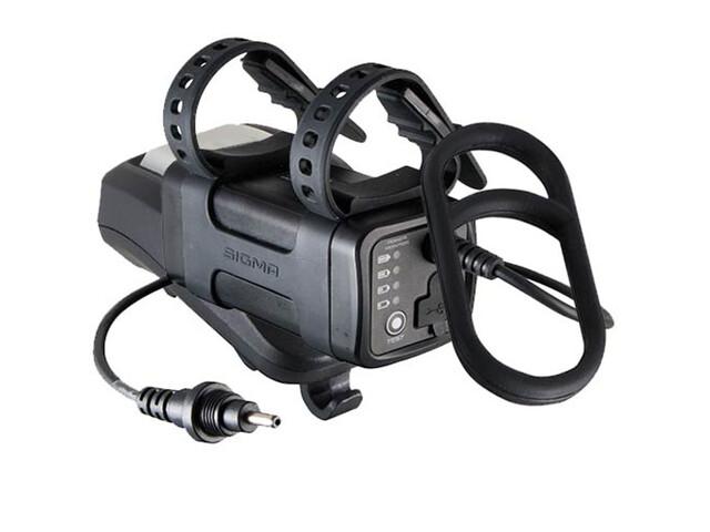 SIGMA SPORT Battery Pack - pour lampe de casque Buster 2000 noir
